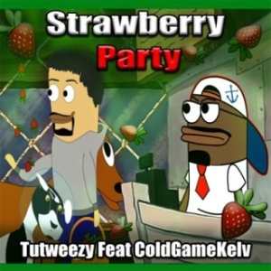 Instrumental: Tutweezy - Strawberry Party Ft. ColdGameKelv (Produced By Maas)
